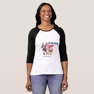 S.N.M.N. Podcast Women's T-Shirt