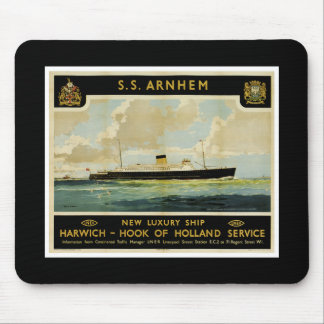 S.S. Arnhem - Luxury Liner - Holland Mouse Pad