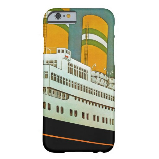 s.s. Statendam iPhone 6 Case
