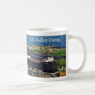 S.S. Vally Camp Coffee Mug