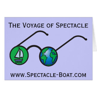 S/V Spectacle Notecard