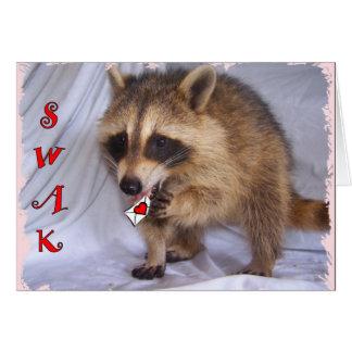 S.W.A.K. CARD