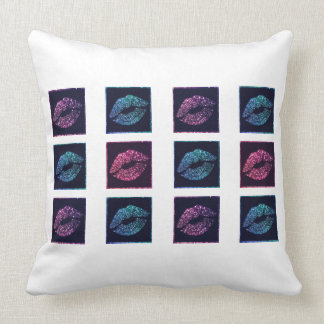 S.W.A.K. Double Sided Throw Pillow