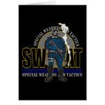 S.W.A.T. Attitude Cards