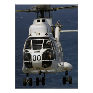 SA-330 Puma Helicopter Posters