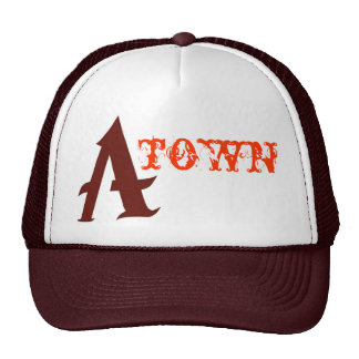SA A-Town VT Truckers Hat