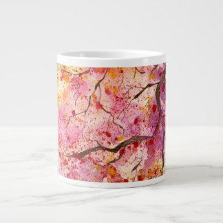 Sa Ku Ra- Spring has come Large Coffee Mug