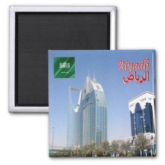 SA - Saudi Arabia - Riyadh - Al Anoud Tower Magnet