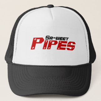 Sa-weet Pipes Trucker Hat