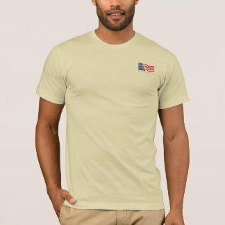 SAA white T - Customized T-Shirt