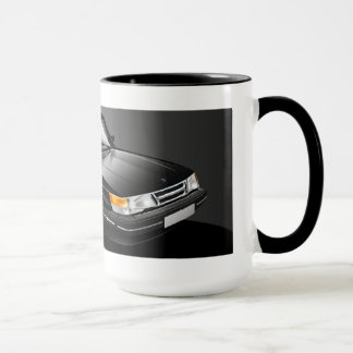 Saab 900 Turbo coupe Mug