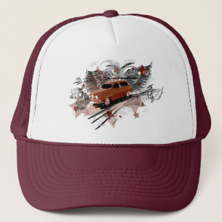 Saab 95 goes to heaven hat