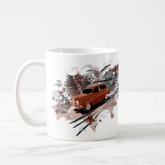 Saab-95_ goes to heaven mug