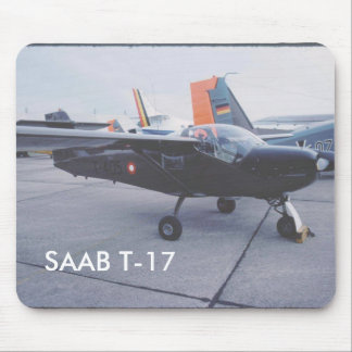 SAAB MFI-17 (T-17) MOUSE PAD