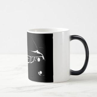 Saab Morphing Mug