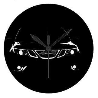 Saab Wall Clock
