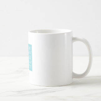 "Saarcastic typograhy ""The Mondiest Monday"" Coffee Mug"