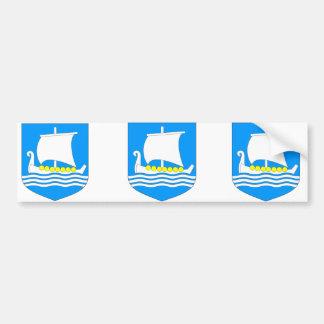 Saaremaa, Estonia Bumper Sticker