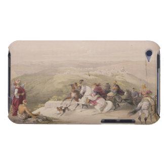 Sabaste, ancient Samaria, April 17th 1839, plate 4 iPod Touch Case-Mate Case