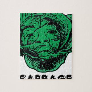 Sabbage Jigsaw Puzzle