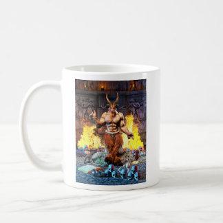 Sabbatic Goat Satanic Baphomet Coffee Mug