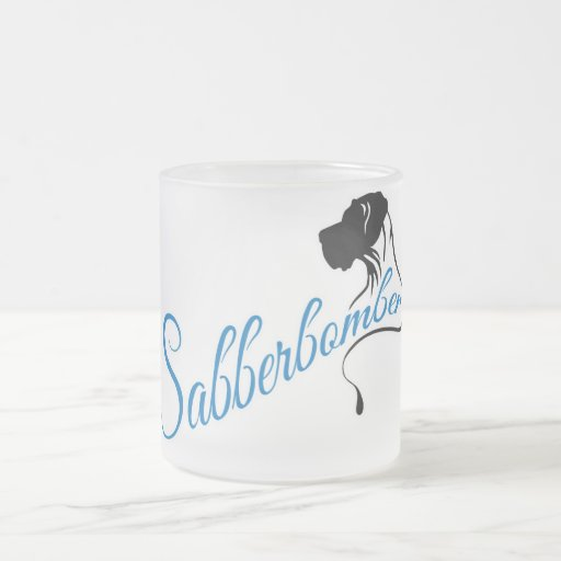 Sabberbomber Mug