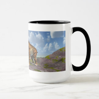 Saber Tooth Tiger Mug