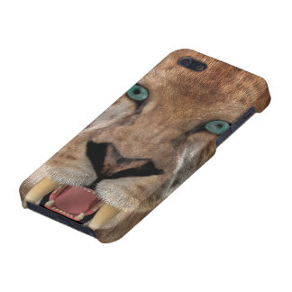 Saber Toothed Ttiger or Smilodon iPhone 5 Cover