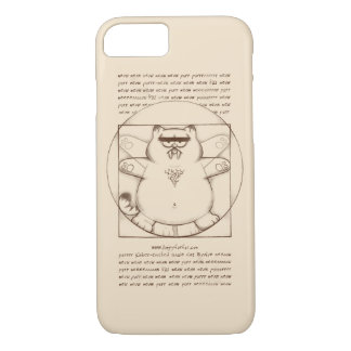Saber-toothed Virtuvian: iPhone 7 iPhone 7 Case