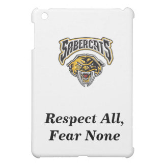 Sabercats Youth Football & Cheer Case For The iPad Mini