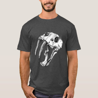 Sabertooth Cat T-Shirt