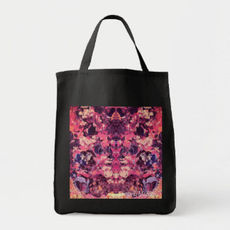 Sabertooth Teddy Tote Bag