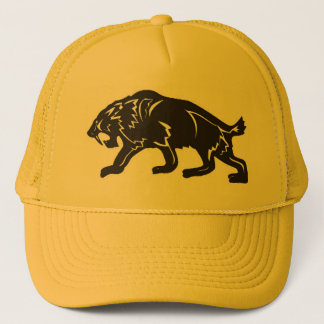 Sabertooth Trucker Hat