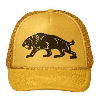 Sabertooth Trucker Hat