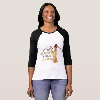Sabina Sassy Belly Dance T-Shirt