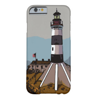 SABINE PASS LIGHTHOUSE BARELY THERE iPhone 6 CASE