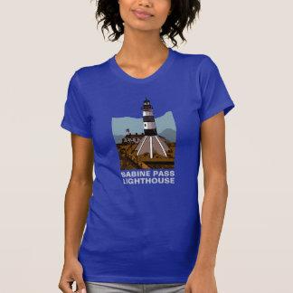 SABINE PASS LIGHTHOUSE T-Shirt