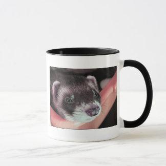 Sable Ferret Mug