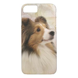 Sable Shetland Sheepdog iPhone 8/7 Case