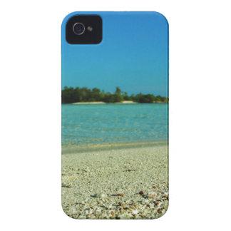 Sables d'île coque iPhone 4