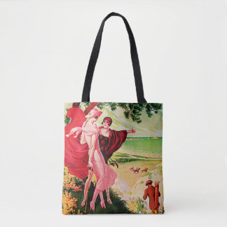 Sables d'Or Les Pins Tote Bag