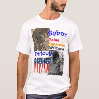 Sabor Boricua T-Shirt