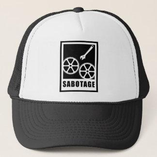 Sabotage Trucker Hat