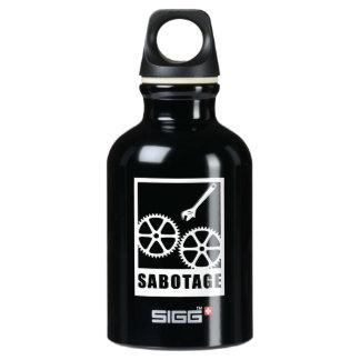 Sabotage Water Bottle