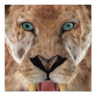Sabre Ttiger ou Smilodon denté