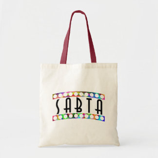 "Sabta (or Savta) Means, ""Grandmother,"" In Hebrew Tote Bag"