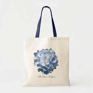 Sac bleu d hortensia
