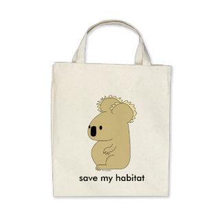 sac d épicerie organique de koala