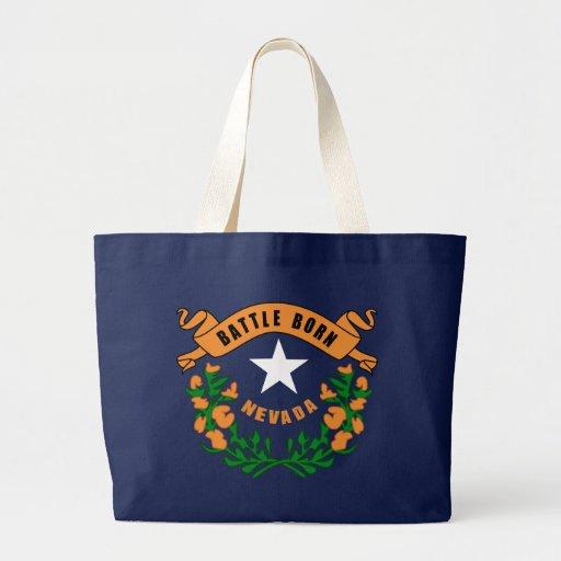 Sac de drapeau d'état du Nevada