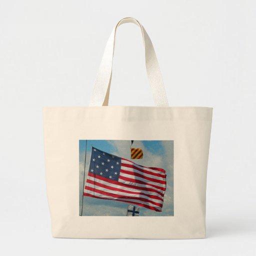 Sac de drapeau d'étoile des Etats-Unis 15